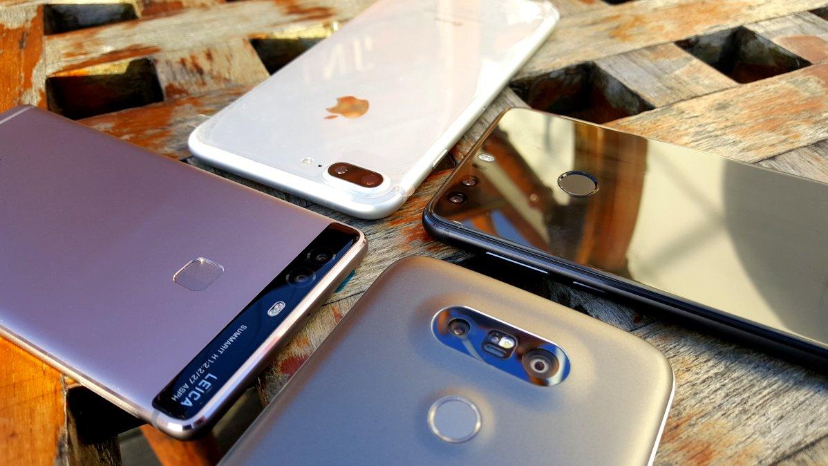 Fototest: Najlepsze dual cam (Honor 8, Huawei P9, iPhone 7 Plus, LG G5)