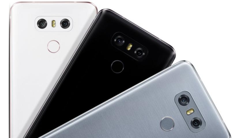Photo of Przedpremierowe przecieki: znamy kolory LG G6