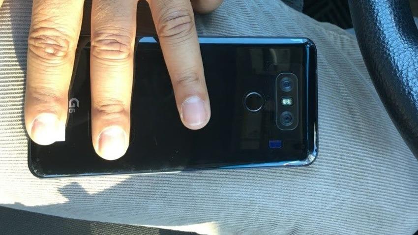 Photo of Pierwsze zdjęcie LG G6