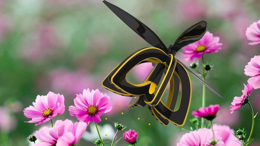 Photo of Sztuczny miód już powstał, czas na elektroniczne pszczoły