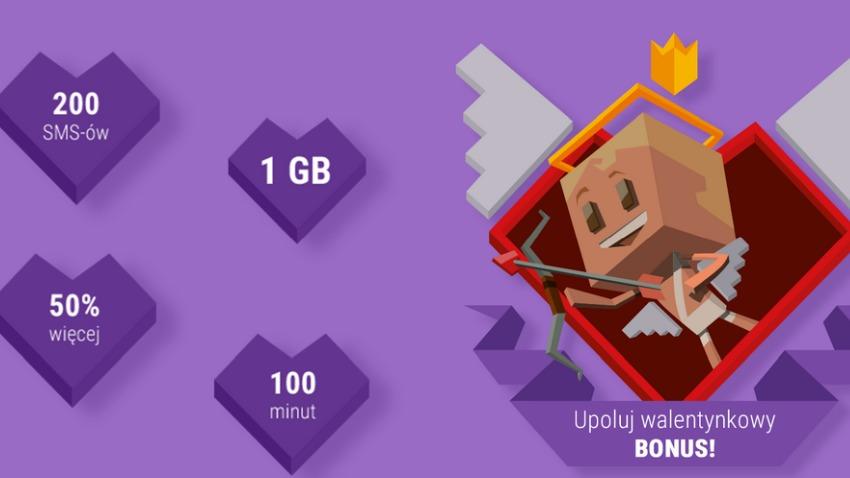 Photo of Upoluj walentynkowy bonus w Play: minuty, SMS-y i gigabajty