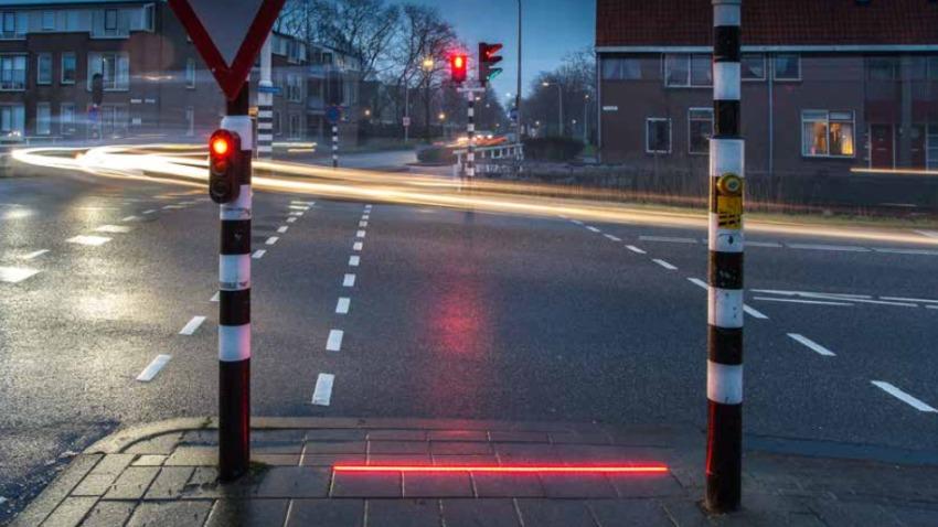 Photo of Miasta bliskiej przyszłości: światła sygnalizacyjne w podłożu, darmowe stacje ładujące
