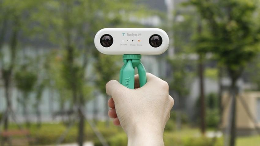 Photo of Dwie pary oczu: TwoEyes VR 360 stopni