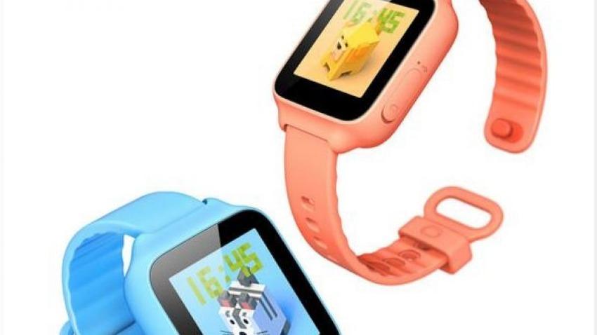 Photo of Xiaomi Child Wristwatch: kolorowy smartwatch dla dzieci