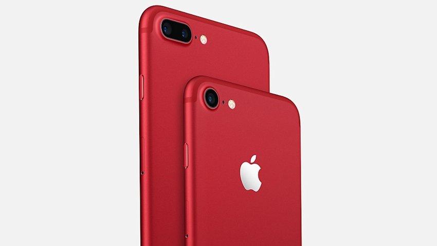 iPhone-tytułowe-zdj-1 Apple prezentuje iPhone'a 7 w edycji RED i nowego iPada