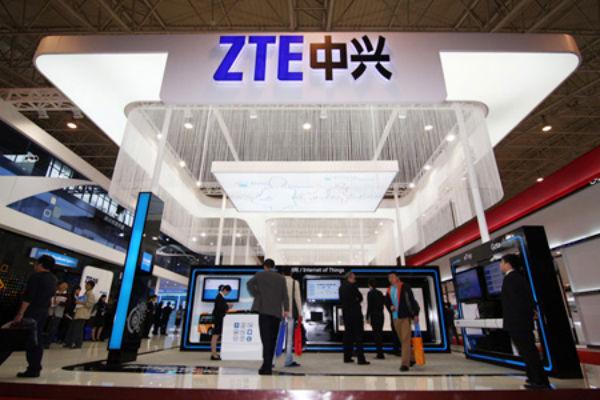 ZTE-Corp ZTE zapłaci karę w wysokości 1,2 mld dolarów