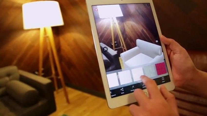 Photo of Rozszerzona rzeczywistość może być elementem iOS w kolejnej generacji iPhone'ów