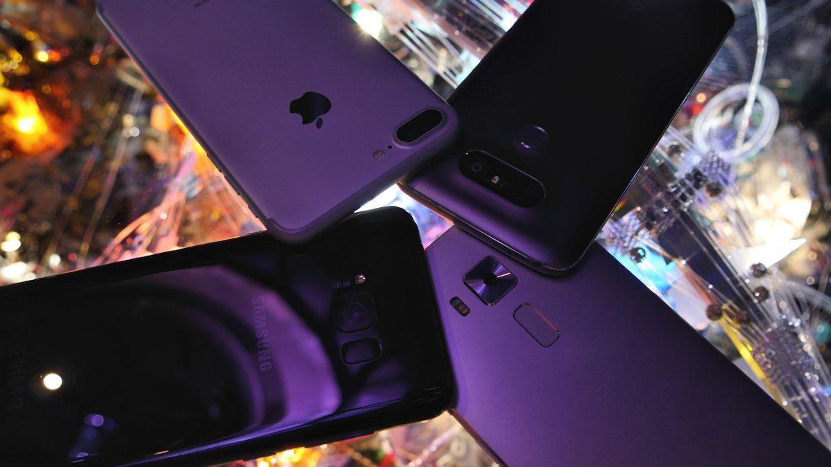 Fototest: Nowa nadzieja Galaktyki (Samsung Galaxy S8+, iPhone 7 Plus, LG G5, Zenfone 3 Deluxe)