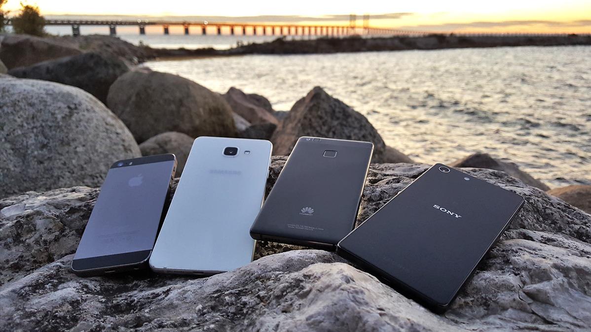 Fototest: Premium w dobrej cenie (iPhone 5S, Huawei P9 Lite, Galaxy A5 2016, Xperia M5)
