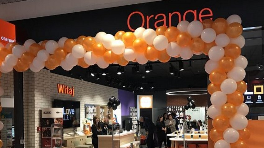 Photo of Trzynasty Smart Store Orange