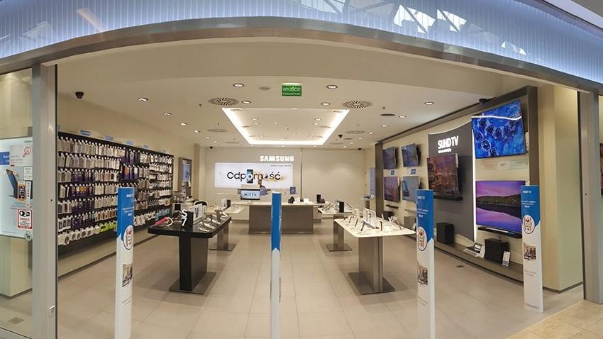 Photo of Kolejny trójmiejski Samsung Brand Store