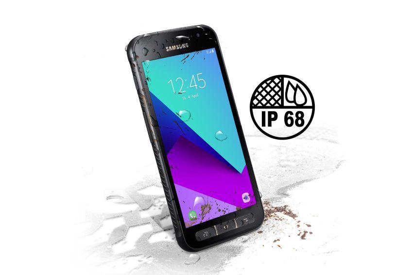 """news-samsung-galaxy-xcover4-2 """"Wszystkoodporny"""" Samsung Galaxy Xcover 4 zmierza do Polski"""