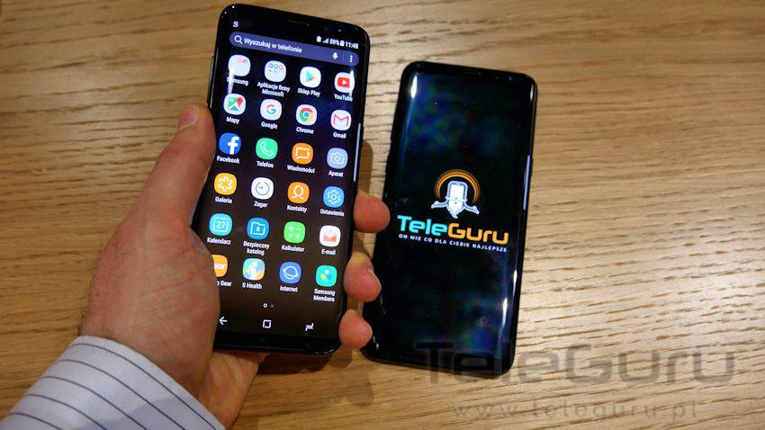 Photo of Pierwsze wrażenia Samsung Galaxy S8 i S8 Plus