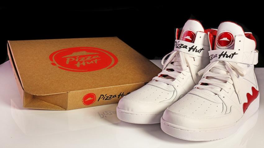 Photo of Zamów pizzę z buta: Pizza Hut przygotowała limitowaną edycję Pie Tops