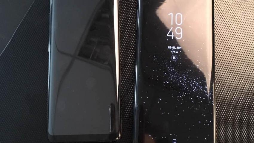 Photo of Samsung Galaxy S8 i S8+ uwiecznione na kolejnych zdjęciach