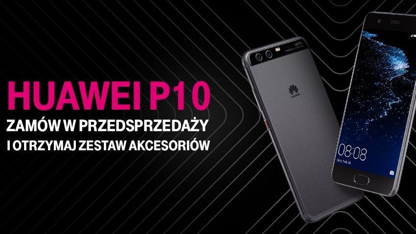Photo of Huawei P10 dostępny od 8 marca w przedsprzedaży w T-Mobile