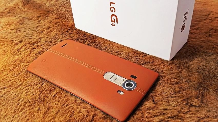 Photo of Test LG G4: Odziany w skórę