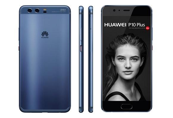 HuaweiP10Plus Znamy oficjalną cenę Huawei P10 Plus w naszym kraju