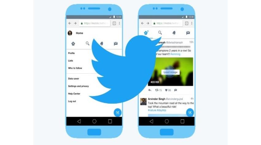 Nadchodzi Twitter Lite dla wolnego łącza internetowego