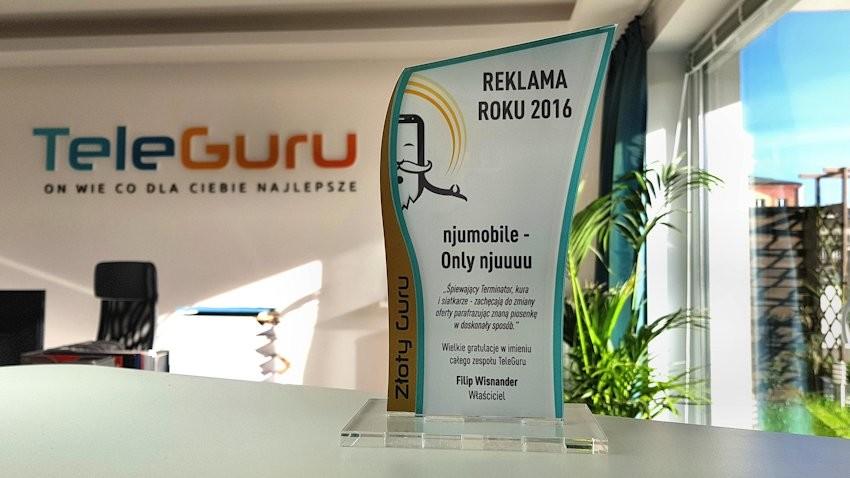 Reklama roku 2016 - Only njuuu