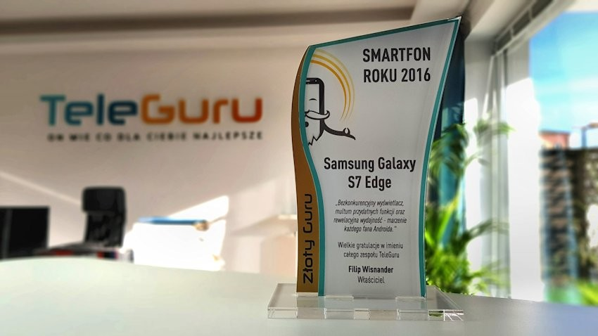 Smartfon roku 2016 - Samsung Galaxy S7 Edge