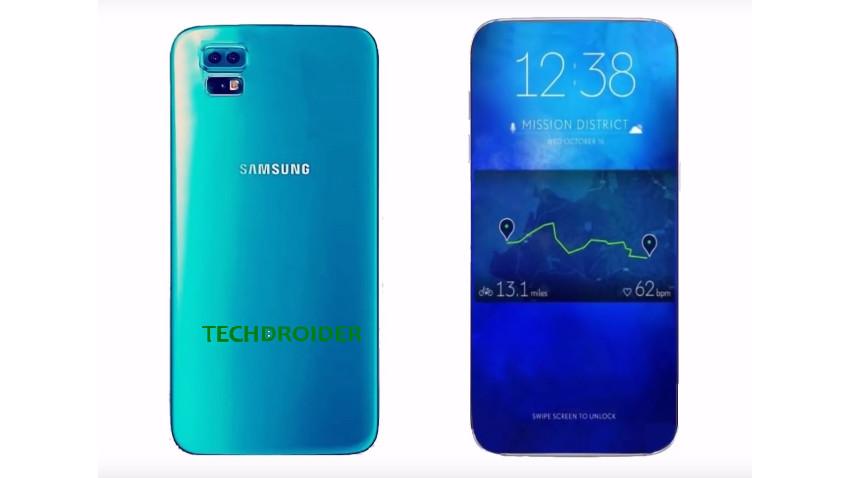 Photo of Samsung i LG pracują nad ekranem z czterema zakrzywionymi krawędziami