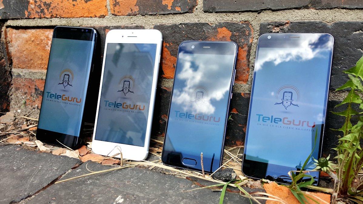 Fototest selfie: Fantastic Four (Galaxy S8+, Huawei P10, LG G6, iPhone 7 Plus)
