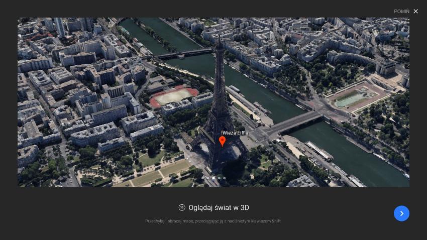 g-earth-1 Nowa aktualizacja Google Earth wprowadza wirtualnego przewodnika i trójwymiarowe mapy