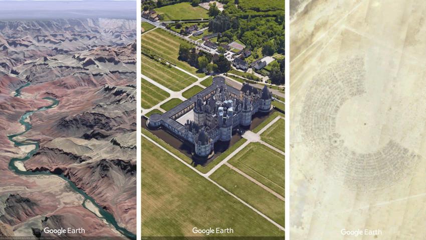 Photo of Nowa aktualizacja Google Earth wprowadza wirtualnego przewodnika i trójwymiarowe mapy
