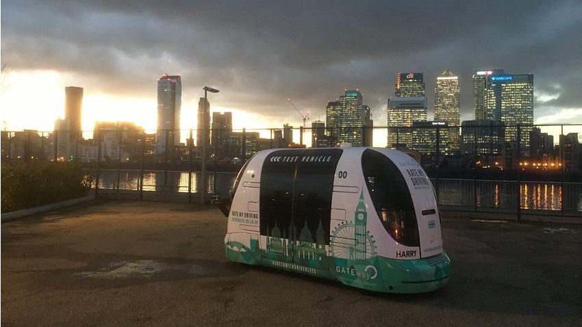 Photo of Londończycy przetestują autobus bez kierowcy
