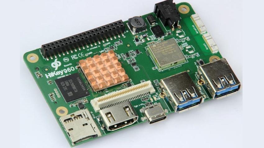 Photo of HiKey 960 będzie androidową alternatywą dla Raspberry Pi