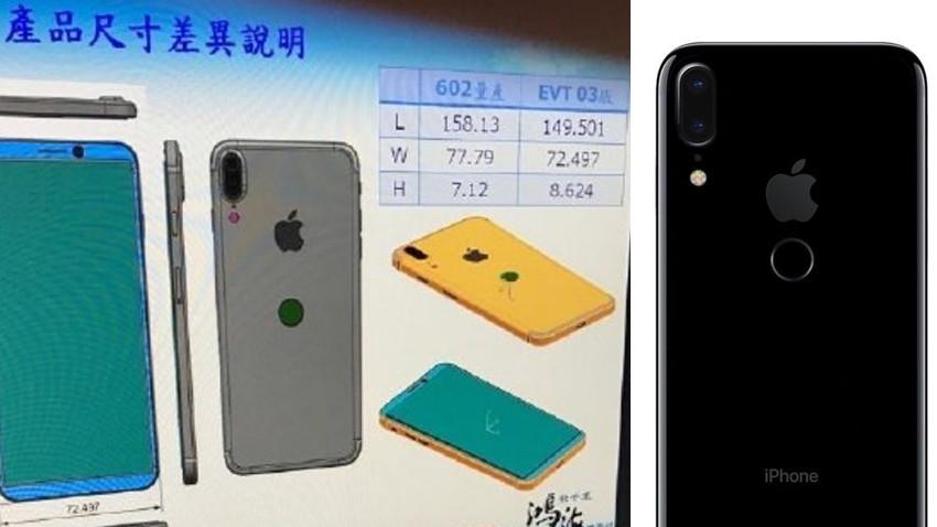 Photo of Wyciekły schematy iPhone'a 8: poznaliśmy wymiary i design nowego modelu Apple'a