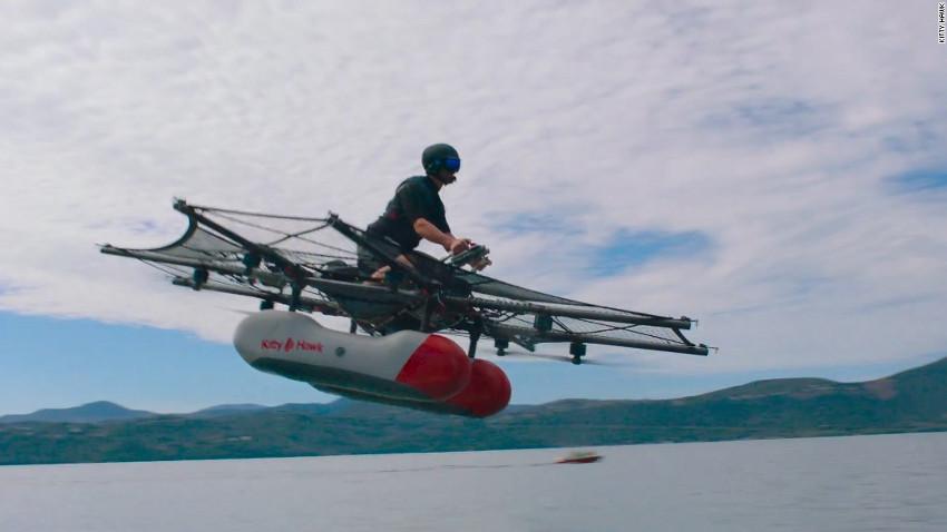Photo of Oto prototyp latającego auta fundowany przez założyciela Google