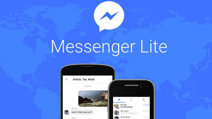 Photo of Messenger Lite dostępny w Polsce