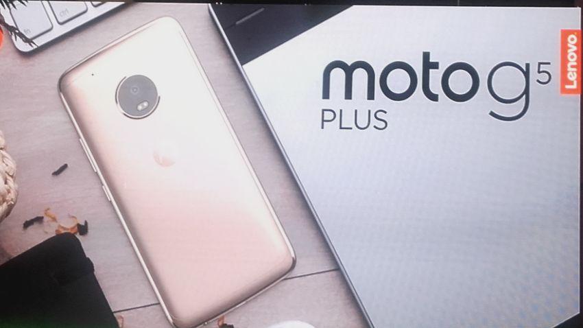 Photo of Pierwsza nowa Motorola – Moto G5 Plus