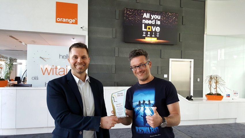 nagrody-teleguru-2016-7 Najlepsze 2016: Reklama roku
