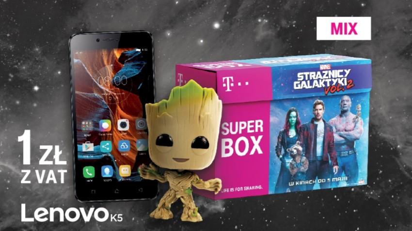 Photo of Nowy Mix T-Mobile z kolekcjonerskimi figurkami Strażników Galaktyki