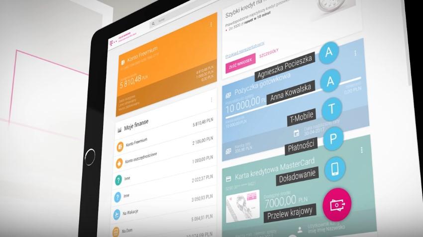 Photo of T-Mobile usprawnia internetową bankowość