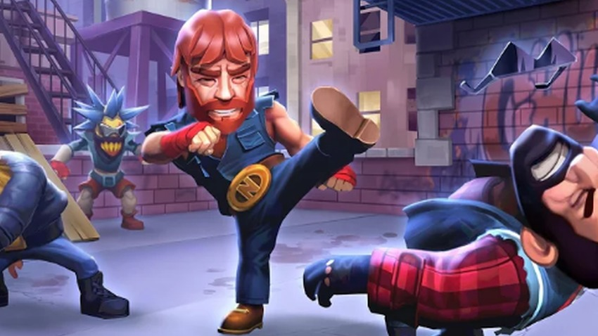 Photo of Nonstop Chuck Norris – nowa gra za darmo na systemach Android i iOS