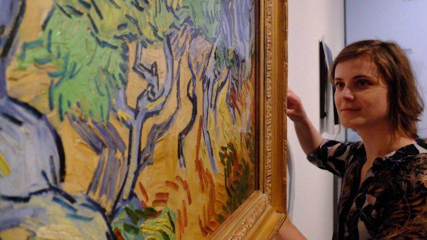 Photo of Obrazy Van Gogha i Moneta jako zdjęcia