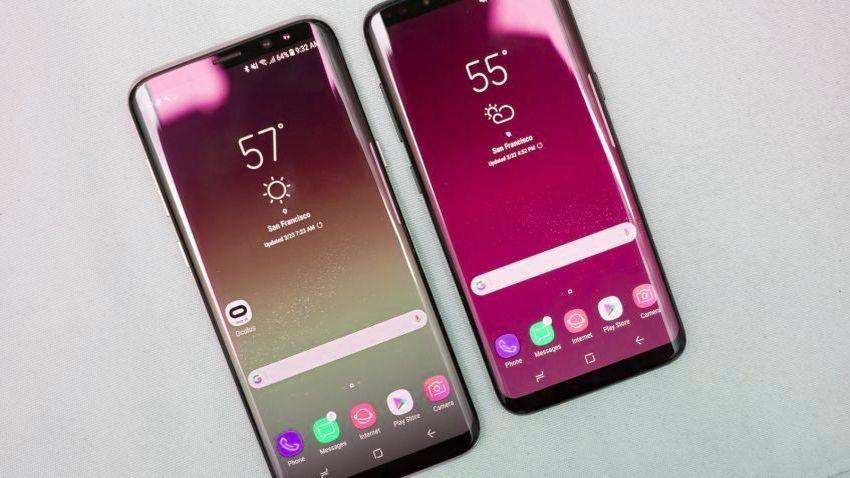 """Photo of Problemy z """"czerwieniejącym"""" wyświetlaczem Samsunga S8"""