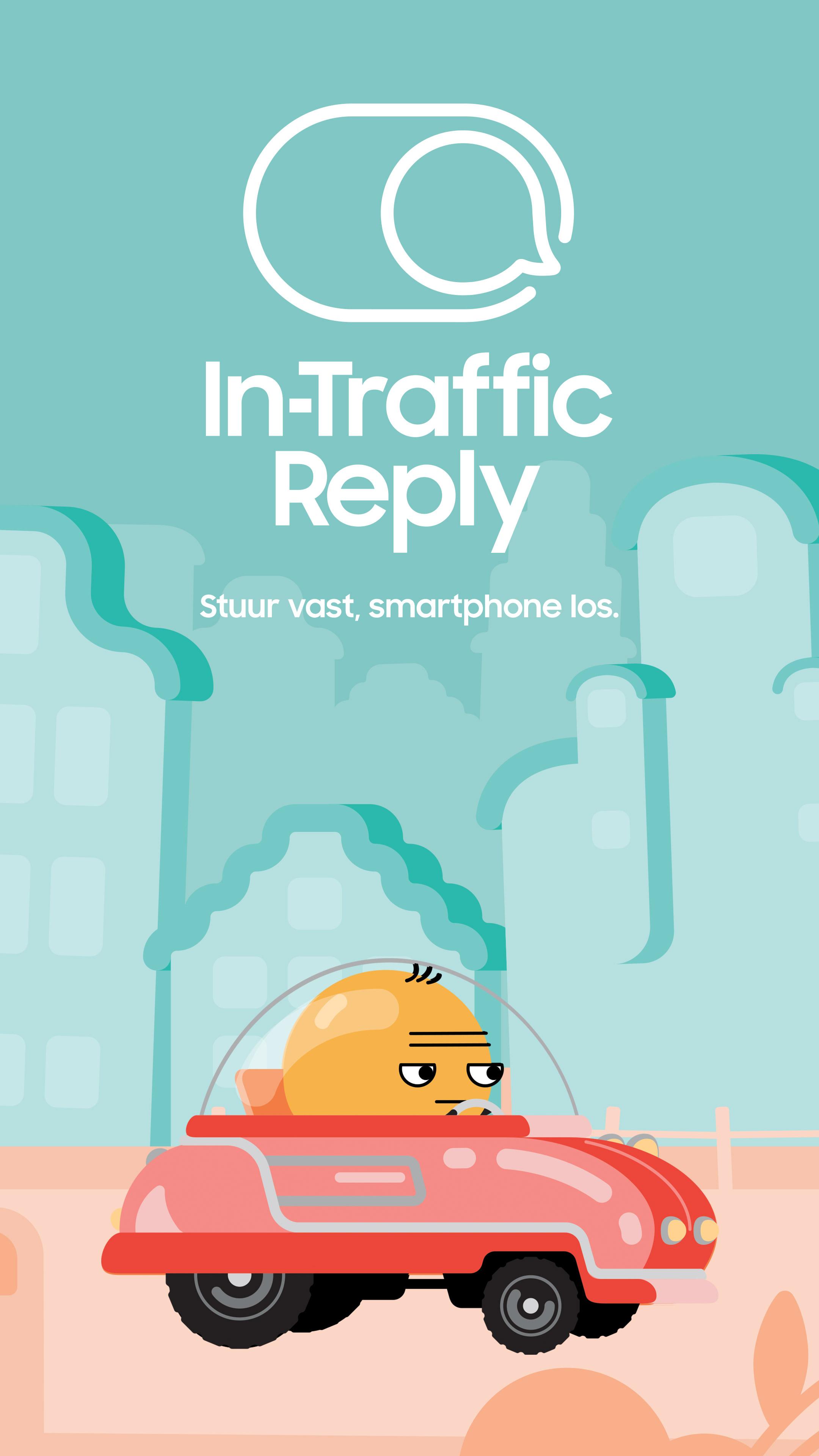 screen01 Aplikacja In-Traffic Reply od Samsunga pomoże kierowcy skupić się na drodze, a nie na telefonie