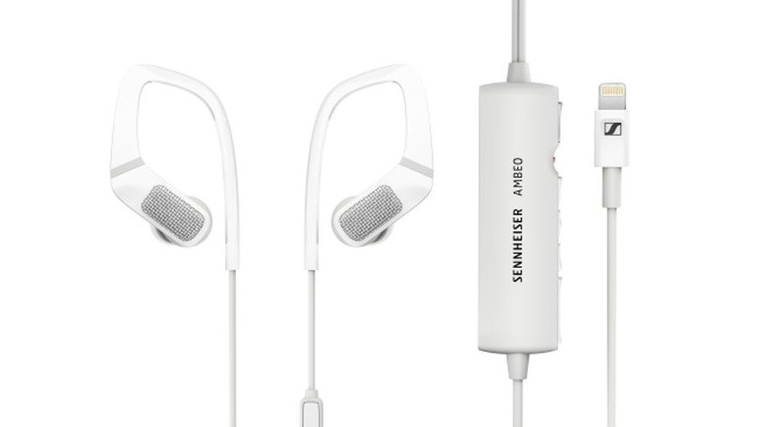 headset słuchawki Sennheiser AMBEO