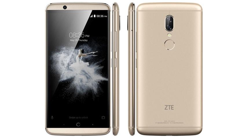 Photo of ZTE ujawniło specyfikację Axona 7s