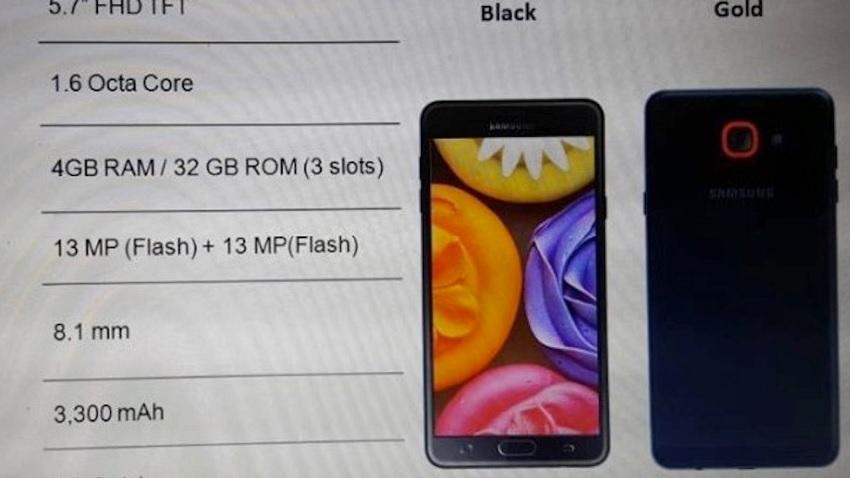 Photo of Znamy specyfikację Samsunga Galaxy J7 Max