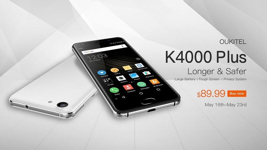 Photo of Smartfon Oukitel K4000 w przedsprzedaży za około 350 złotych