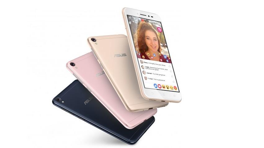 Photo of Asus wprowadza do sprzedaży smartfon idealny do zdjęć selfie – ZenFone Live