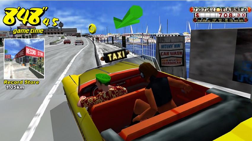 Photo of Gra Crazy Taxi Classic dostępna za darmo na Androida oraz iOS