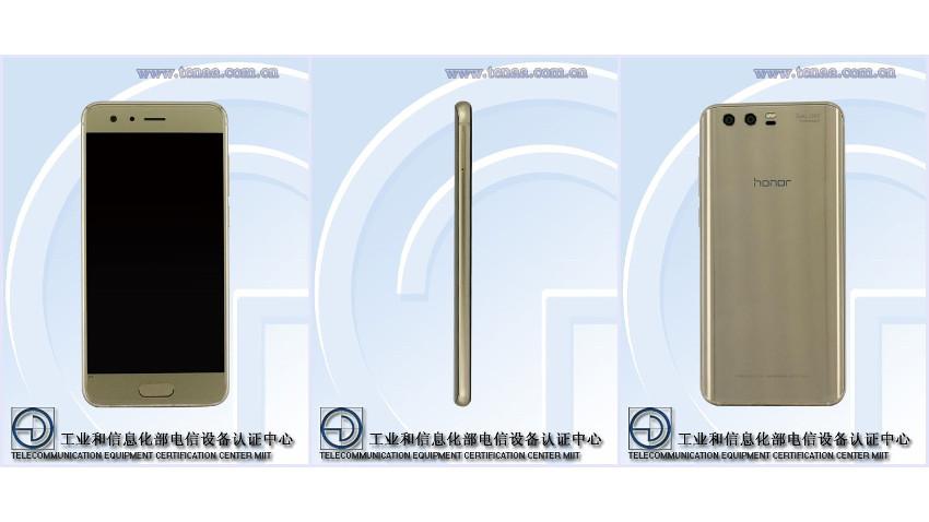 Photo of Zdjęcia i specyfikacja Huawei Honor 9 opublikowane na stronie TENAA
