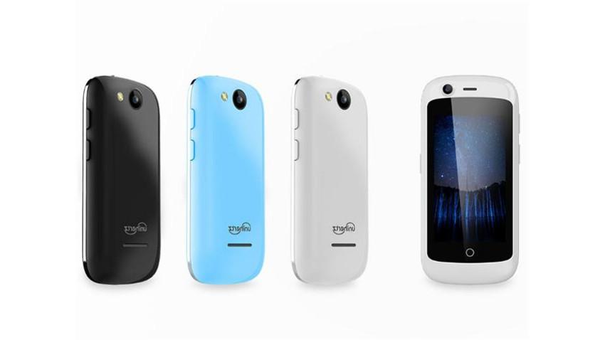 Photo of Unihertz Jelly – 2,45-calowy smartfon z Androidem Nougat